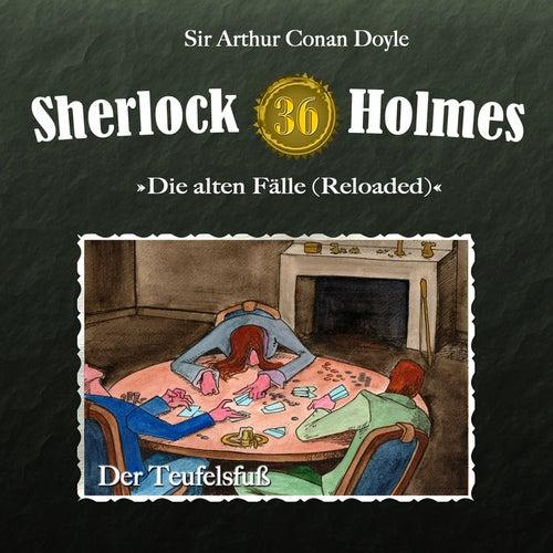 Die alten Fälle (Reloaded), Fall 36: Der Teufelsfuß von Sherlock Holmes