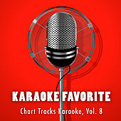 Chart Tracks Karaoke, Vol. 8 by Karaoke Jam Band