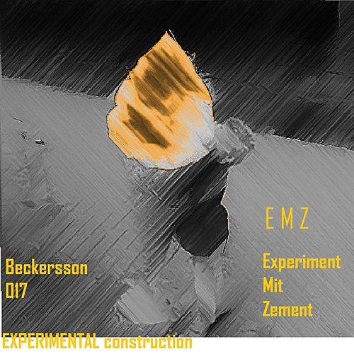 Experiment Mit Zement by Paul Baker