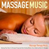 Massage Music: Relaxing Piano Music for Massage Therapy Spa Music Healing Wellness Stress Relief and Music for Massage by Massage Therapy Music
