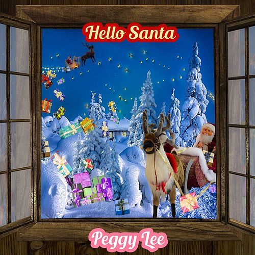 Hello Santa von Peggy Lee