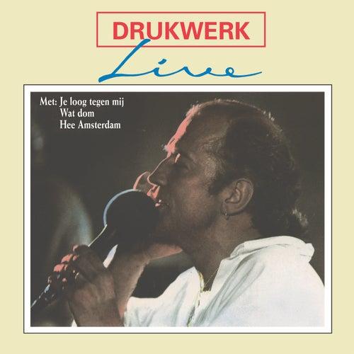 """Drukwerk: """"Live"""""""