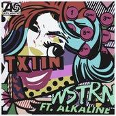Txtin' (feat. Alkaline) by Wstrn