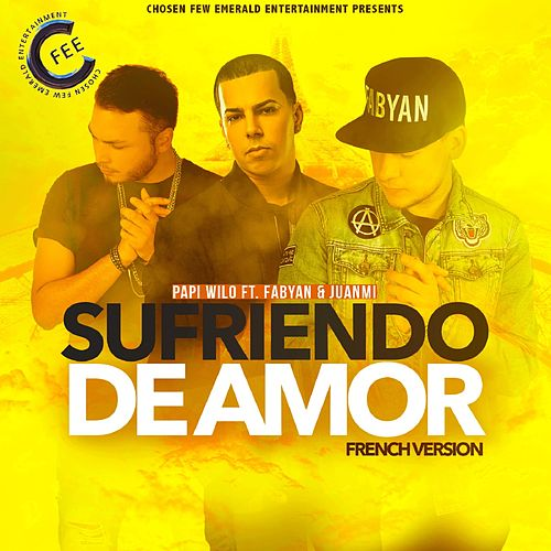 Sufriendo de Amor (French Remix) [feat. Fabyan & Juanmi] de Papi Wilo
