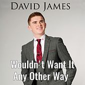 Wouldn't Want It Any Other Way by David James