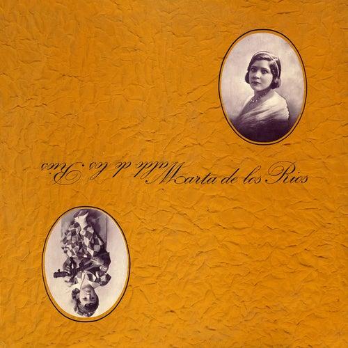 Marta de los Ríos y Waldo de los Ríos de Waldo De Los Rios