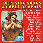 They Sing Song & Copla Of Spain by Various Artists