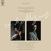 Mozart:Concerto No. 2 in D Major for Violin and Orchestra, K. 211 & Other Works (Remastered) by Daniel Barenboim