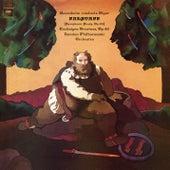 Elgar: Falstaff, Op. 68 & Cockaigne, Op. 40 by Daniel Barenboim