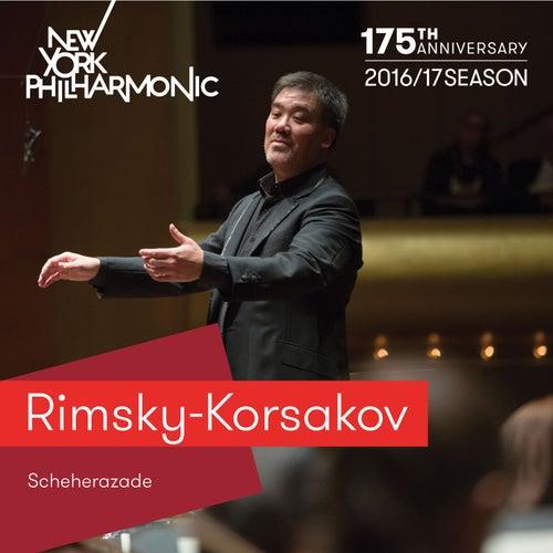Rimsky-Korsakov: Scheherazade by New York Philharmonic