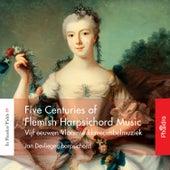 In Flanders' Fields, Vol. 89: Five Centuries of Flemish Harpsichord Music by Jan Devlieger