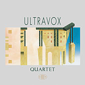 Quartet (Remastered Definitive Edition) by Ultravox