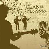 El Clan del Bolero Vol. 10 by Various Artists