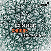 Pauset: Canons by Nicolas Hodges