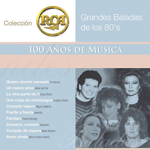 Play & Download Grandes Baladas De Los 80's by Various Artists | Napster