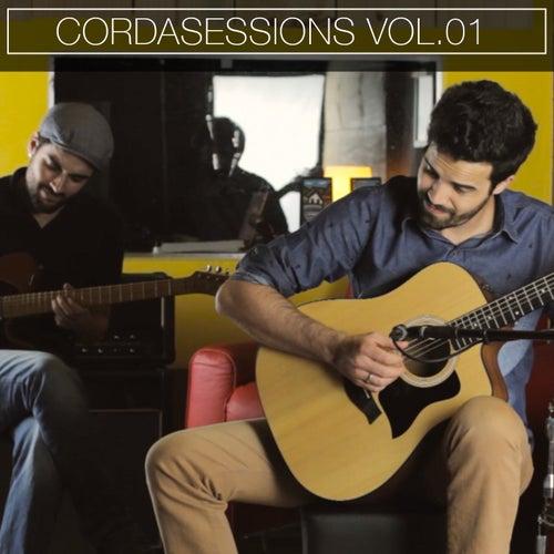 """Jean Donato: """"Corda Sessions, Vol.01"""""""
