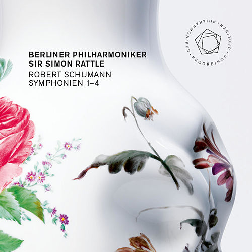 Robert Schumann: Symphonien 1-4 by Berliner Philharmoniker