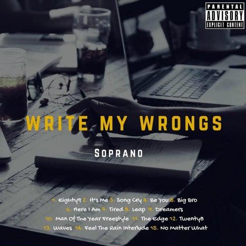 Write My Wrongs de Soprano