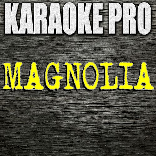 Magnolia (Originally Performed by Playboi Carti) [Karaoke Version] by Karaoke Pro