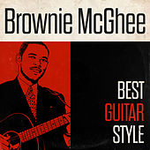 Best Guitar Style by Brownie McGhee