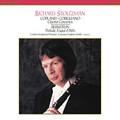 Stoltzman Plays Corigliano, Copland & Bernstein by Richard Stoltzman