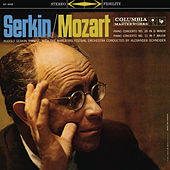 Mozart: Piano Concerto No. 20 in D Minor, K. 466 & Piano Concerto No. 11 in F Major, K. 413 by Rudolf Serkin