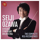 Seiji Ozawa & The Chicago Symphony Orchestra - The Complete RCA Recordings by Various Artists