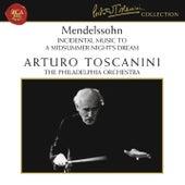 Mendelssohn: A Midsummer Night's Dream, Op. 61 - Berlioz: Romeo et Juliette, Op. 17 (Excerpt) by Arturo Toscanini