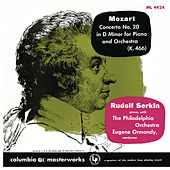 Mozart: Piano Concerto No. 20 in D Minor, K. 466 & Piano Concerto No. 22 in E-Flat Major, K. 482 von Rudolf Serkin