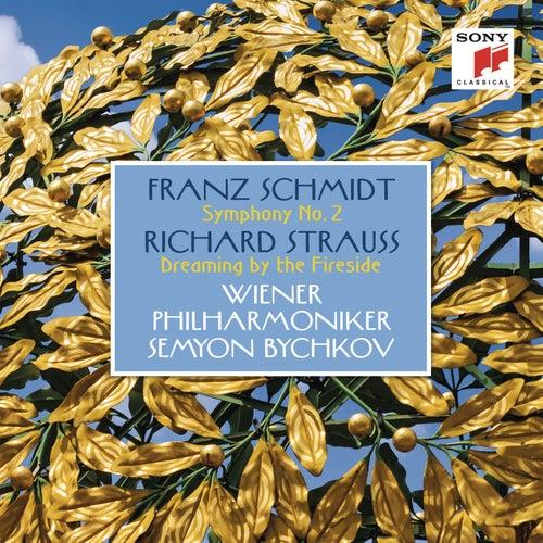 Schmidt: Symphony No. 2 - Strauss: Dreaming by the Fireside by Wiener Philharmoniker
