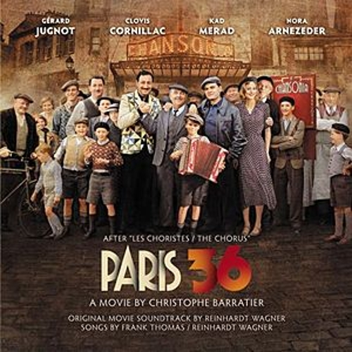 Paris 36 by Various Artists
