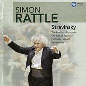 Simon Rattle Edition: Stravinsky by Various Artists