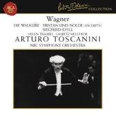 Wagner: Die Walküre & Tristan und Isolde (Excerpts), Siegfried Idyll by Arturo Toscanini