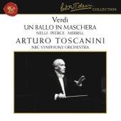 Verdi: Un Ballo in Maschera by Arturo Toscanini