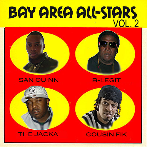 Play & Download Bay Area All Stars Vol. 2 by Various Artists | Napster
