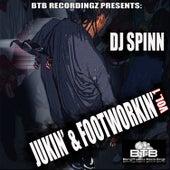 Jukin' & Footworkin' Vol. 1 by DJ Spinn