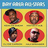 Bay Area All Stars Vol. 1 by Various Artists
