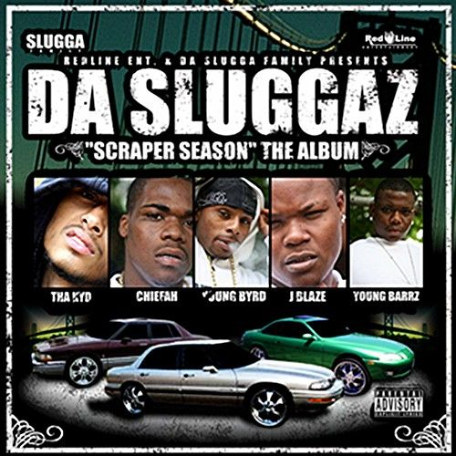Scraper Season the Album by Various Artists