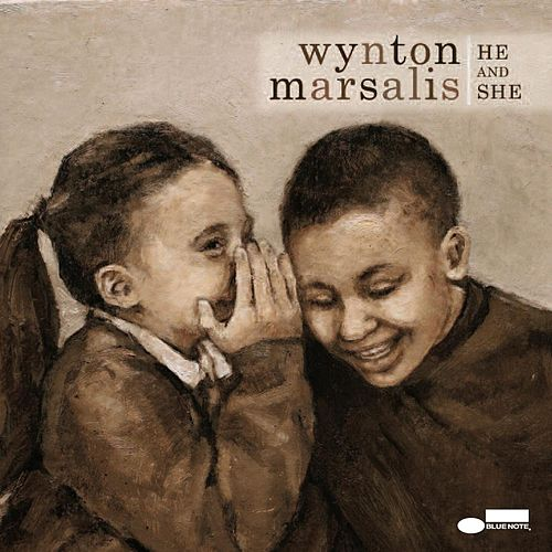 Play & Download He And She by Wynton Marsalis | Napster