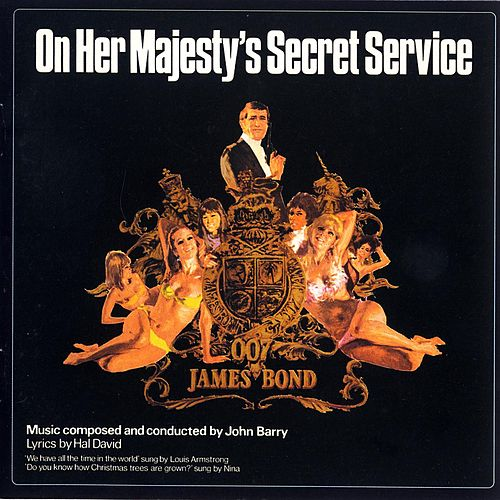 On Her Majesty's Secret Service by John Barry