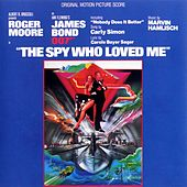 The Spy Who Loved Me by Marvin Hamlisch