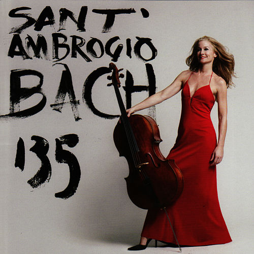 Bach: Suites for Solo Cello, Vol. 1 by Sara Sant' Ambrogio