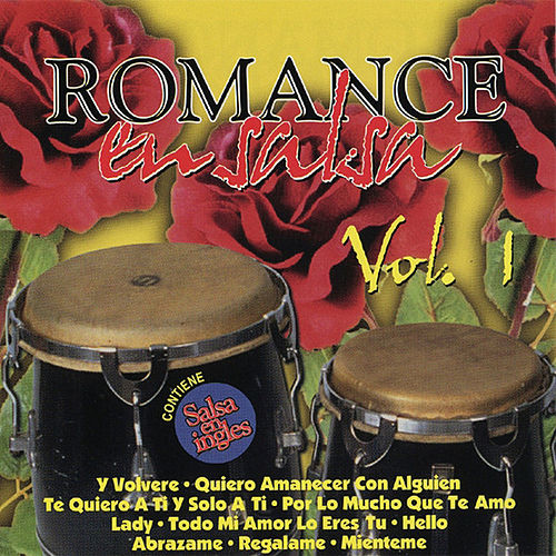 Romance En Salsa (Vol. 1) by Latin Fusion(2)