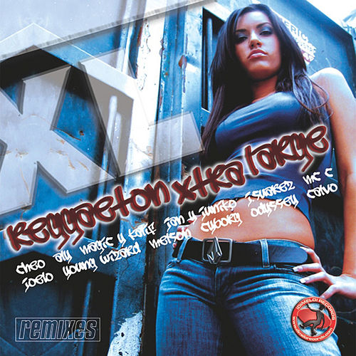 Reggaeton Xtra Large by Various Artists