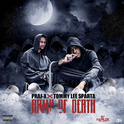 Army of Death by Tommy Lee sparta