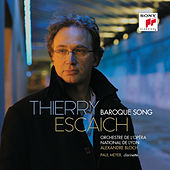 Baroque Song pour orchestre/I. Vivacissimo by Alexandre Bloch