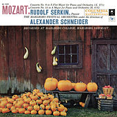 Mozart: Piano Concerto No. 9 in E-Flat Major, K. 271 & Piano Concerto No. 12 in A Major, K. 414 by Rudolf Serkin