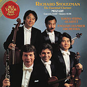 Mozart: Clarinet Concerto in A Major, K. 622 & Clarinet Quintet in A Major, K. 581 by Richard Stoltzman