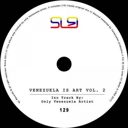 Venezuela Is Art, Vol. 2 de Various