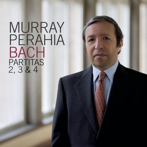 Bach: Partitas Nos. 2, 3 & 4 by Murray Perahia